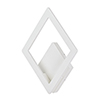 This item: Alumilux Sconce White 10-Inch LED Outdoor Wall Mount ADA