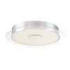 This item: Diamond Dust Chrome 16-Inch LED Flush Mount