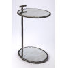 This item: Black 23-Inch Accent Side Table