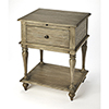 This item: Masterpiece Ashburn Gray Dawn End Table