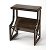 This item: Butler Loft Pascal Dark Brown Wood Book Table