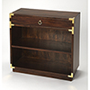This item: Butler Loft Forster Brown Campaign Bookcase