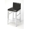This item: Black 32-Inch Counter Bar Stool