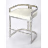 This item: Gray Counter Bar Stool