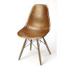 This item: Brown 32-Inch Side Chairs