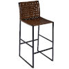 This item: Urban Brown 42-Inch Bar Stool