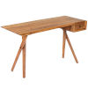 This item: Vikky Natural 54-Inch Desk
