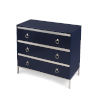 This item: Monika Blue 36-Inch Rectangular Accent Chest
