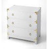 This item: White 28-Inch Chests