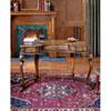 This item: Heritage Crescent-Shape Writing Desk