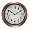 This item: Copper Analog Wall Clock