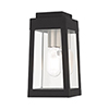 This item: Oslo Black 5-Inch One-Light Wall Lantern
