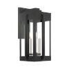 This item: Lexington Black 10-Inch Three-Light Outdoor Wall Lantern