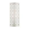 This item: Calinda Brushed Nickel  One-Light ADA Wall Sconce
