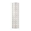 This item: Calinda Brushed Nickel  Four-Light ADA Wall Sconce