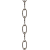 This item: Brushed Nickel Heavy Duty Decorative Chain