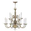 This item: Williamsburgh Twelve-Light Chandelier