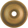 This item: Wingate Hand Painted Antique Gold Leaf 24-Inch Ceiling Medallion