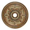 This item: Large Venetian Patina Ceiling Medallion