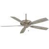 This item: Watt Burnished Nickel 52-Inch Ceiling Fan