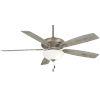 This item: Watt II Burnished Nickel 60-Inch LED Ceiling Fan