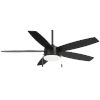 This item: Airetor Coal 52-Inch LED Smart Ceiling Fan