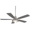 This item: Groton Brushed Nickel Wet 56-Inch LED Outdoor Ceiling Fan
