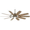 This item: Barn Barnwood 65-Inch Smart Ceiling Fan
