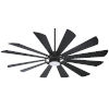 This item: Windmolen Textured Coal 65-Inch LED Smart Ceiling Fan