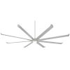 This item: Geant Aluminum 110-Inch LED Ceiling Fan