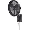 This item: Anywhere Matte Black 15-Inch Fan
