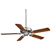 This item: Ultra Max Brushed Nickel  Energy Star 54-Inch Ceiling Fan