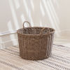 This item: Mila Mocha 16-Inch Storage and Laundry Basket with Handles