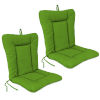 This item: Veranda Citrus 21 x 38 Inches Outdoor Chair Cushions, Set of Two