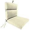 This item: Sailcloth Sailor Rain 22-Inch x 44-Inch x 4-Inch Outdoor Chair Cushion- 1-Pack