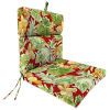 This item: Beachcrest Poppy 22 x 44 Inches Universal Chair Cushion