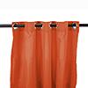 This item: Tangerine Outdoor Curtain Panel