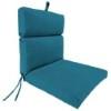 This item: Fresco Peacock Universal Chair Cushion