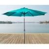 This item: Aruba 9-Foot Steel Market Umbrella
