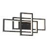 This item: Pankler Black LED Wall Sconce