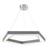 This item: Pentex Charcoal Gray 22-Inch One-Light LED Pendant