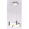 This item: Kellen Chrome Nine-Inch One-Light LED Mini Pendant