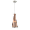This item: Cabello Copper Seven-Inch One-Light Mini Pendant