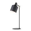 This item: Macall Black One-Light Desk Lamp
