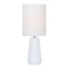 This item: Charna White One-Light Table Lamp