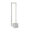 This item: Fantica Aluminum 25-Inch One-Light LED Table Lamp