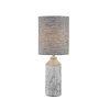 This item: Grayton Gray 26-Inch One-Light Table Lamp