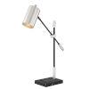 This item: Payne Brushed Nickel One-Light Desk Lamp