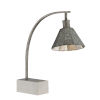 This item: Busson Gray One-Light Table Lamp