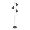This item: Galvin Dark Bronze 63-Inch Three-Light Floor Lamp